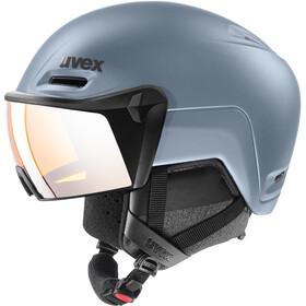 UVEX hlmt 700 Visor Helm, strato mat